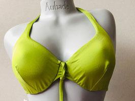 Hellgrünes Bikinitop von Cotton Club