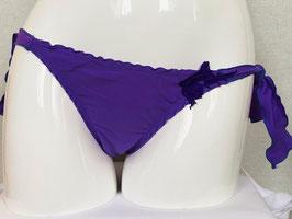 Lilafarbenes Bikini-Höschen von Flavia Padovan / Größe 34