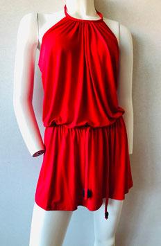 Rotes Halterneck-Dress von Aubade / Größe M