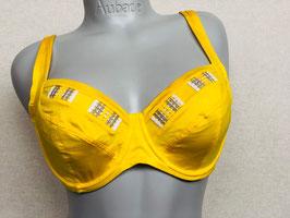 Gelbes Bügel-Bikinitop von Lise Charmel