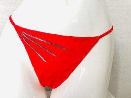 Roter String von Christies / Größe 40/42
