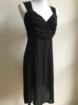 Schwarzes Trägerkleidchen von Gattina / Größe 36