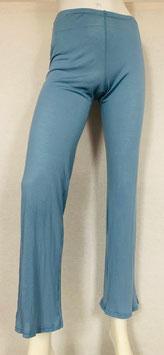 Mittelblauer Schlafanzug von Valery / Größe 34/36