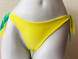Zitronengelbes Bikini-Höschen von Pierre Mantoux