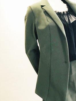 Olivgrüner Blazer von Christies / Größe 40