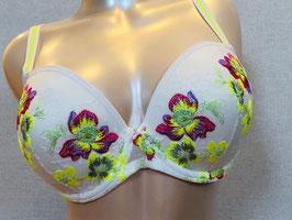 Blütenbestickter Push Up-BH  von Marie Jo