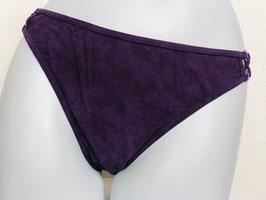Violetter Bikini-Slip von Marlies Dekkers