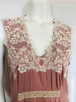 Roséfarbenes Nachthemd von La Perla / Größe 38