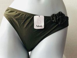 Olivgrüner Bikini-Slip von Aubade