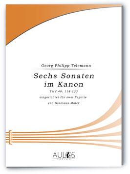 Sechs Sonaten im Kanon