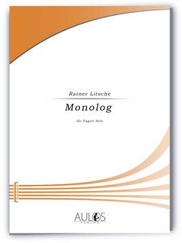 Monolog - Rainer Litsche