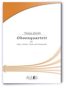 Oboenquartett - Thomas Handke