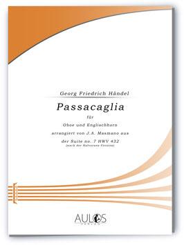 Passacaglia - Georg Friedrich Händel/Hallvorsen