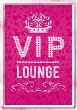 VIP Lounge pink
