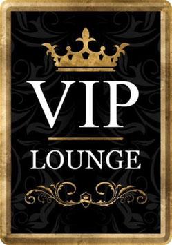 VIP Lounge schwarz