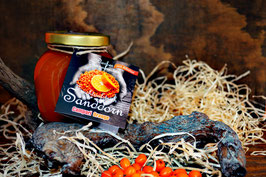 Fruchtaufstrich Sanddorn Campari-Orange 225g