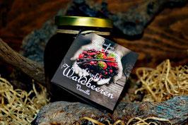Fruchtaufstrich Waldbeeren Vanille 225g