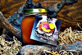 Fruchtaufstrich Sanddorn Mango 225g