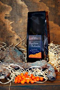 Sanddorn Holunder Tee 100g