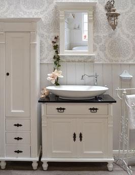 """""""Bailey"""" Landhaus-Waschtisch  mit Granit"""