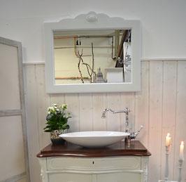 Pindiu - Handgefertigter Landhaus-Spiegel