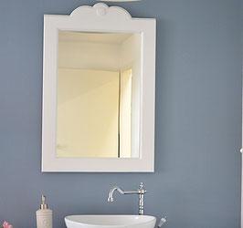 Tiffany - Handgefertigter Landhaus-Spiegel