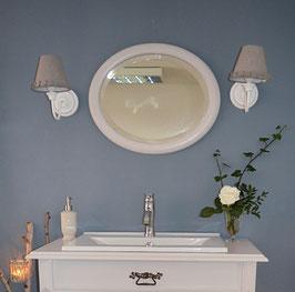 """Antiker Spiegel """"Luna"""""""