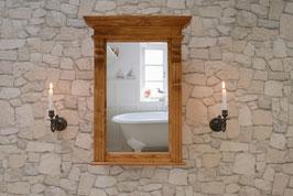 Jadre - Spiegelschrank im Landhausstil