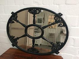 """Antiker Stahlfenster Spiegel """"Zasa"""""""