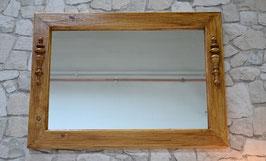 Versó - Handgefertigter Säulen-Spiegel
