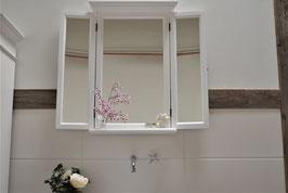Silvroy - Großer dreifach-Spiegel,  Landhaus Spiegel