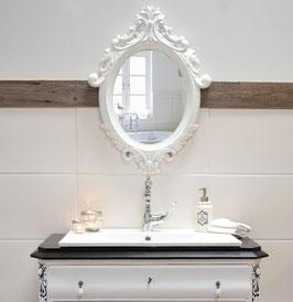 Gysél - Romantischer Spiegel im Landhausstil