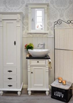 """""""Avaline""""  Landhaus-Waschtisch mit Granitplatte"""