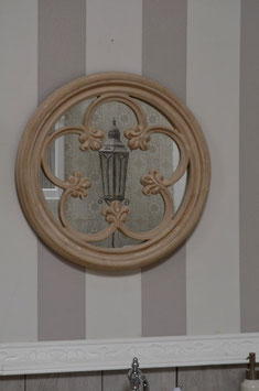 Plym - Romantischer Spiegel im Landhausstil