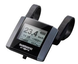 Компютър за елекрическо колело Shimano Steps E6000