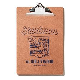 "CLIP BOARD ""STUNTMAN"""