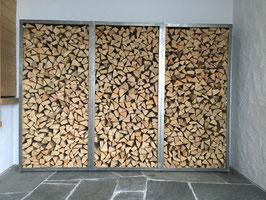 Holzgestell 2550 x 1800 x 370 mm