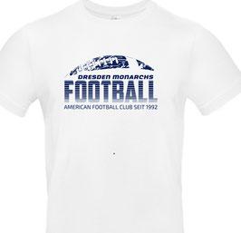 "Monarchs T-Shirt ""FTB"" white"