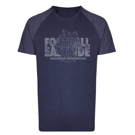 "Monarchs Damen Raglan T-Shirt ""Eastside"""