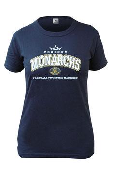 "Monarchs Damen T-Shirt ""Oldstyle"""