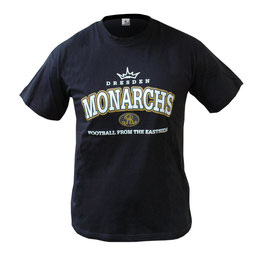 "Monarchs T-Shirt ""Oldstyle"""