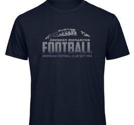 """Monarchs T-Shirt """"FTB"""" black"""