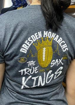 "Monarchs Damen-Shirt ""True Sax Kings"""