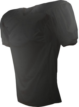 Football-Trikot schwarz