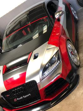 """Audi TT 8J Carbon Motorhauben Airduct """"Groß"""" oder """"Klein"""""""