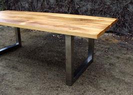 Massiver XL Tisch Eiche 250x100