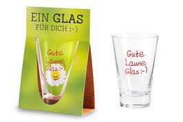Geschenk für Dich:-) Glas