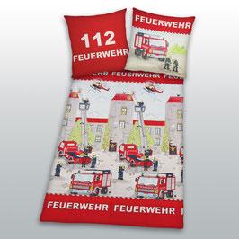 Bettwäsche Feuerwehr
