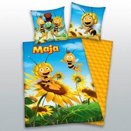 Bettwäsche Die Biene Maya