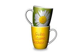 Geschenk für Dich:-)  Becher